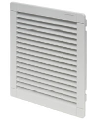 Filter Unit - grill with filter mat