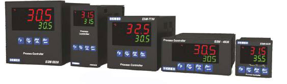 Process and PID Controllers from Emko
