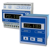 Multifunction Meter fully insulated self-supplied LCD