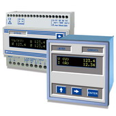 DC Network Analysers with LCD Display