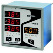 Multifunction Meter with LED Display Q96D4