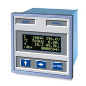 Multifunction Network Analysers with LCD Display