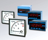 Meters with Alarms