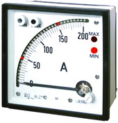 analogue meters with alarm from frer x96