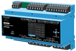 automatic genset controller with transfer switching