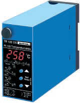 tdr122da Temperature relays and sensors from Ziehl