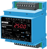 tr210 Temperature relays and sensors from Ziehl